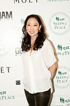 Judy Joo at Peace Market 2012