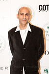 Chef Jehangir Mehta at Peace Market 2012