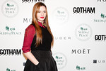Amber Tamblyn at Peace Market 2012